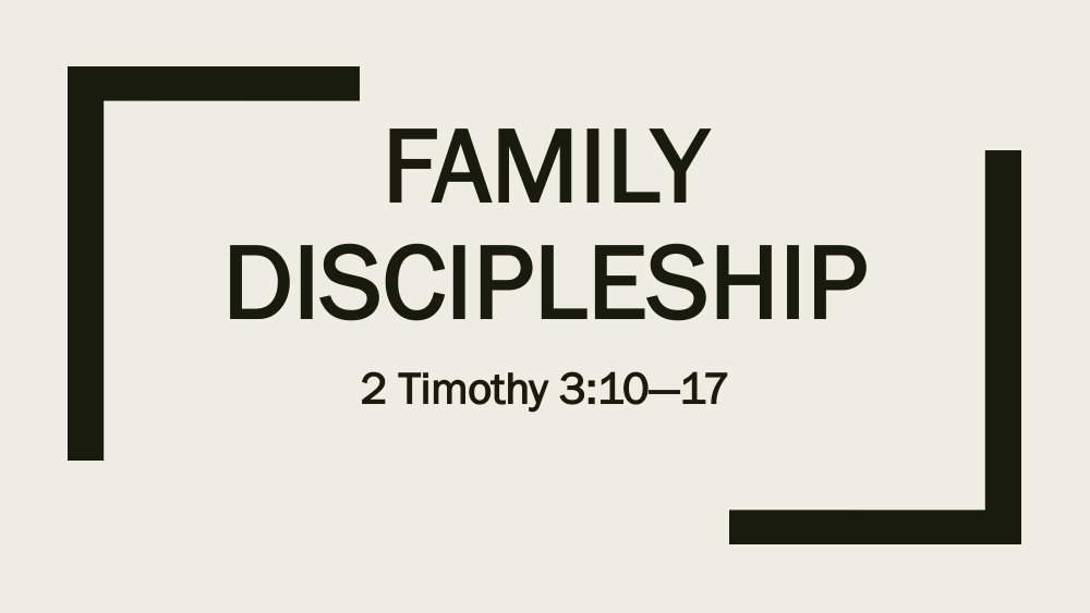 Missional Families Image