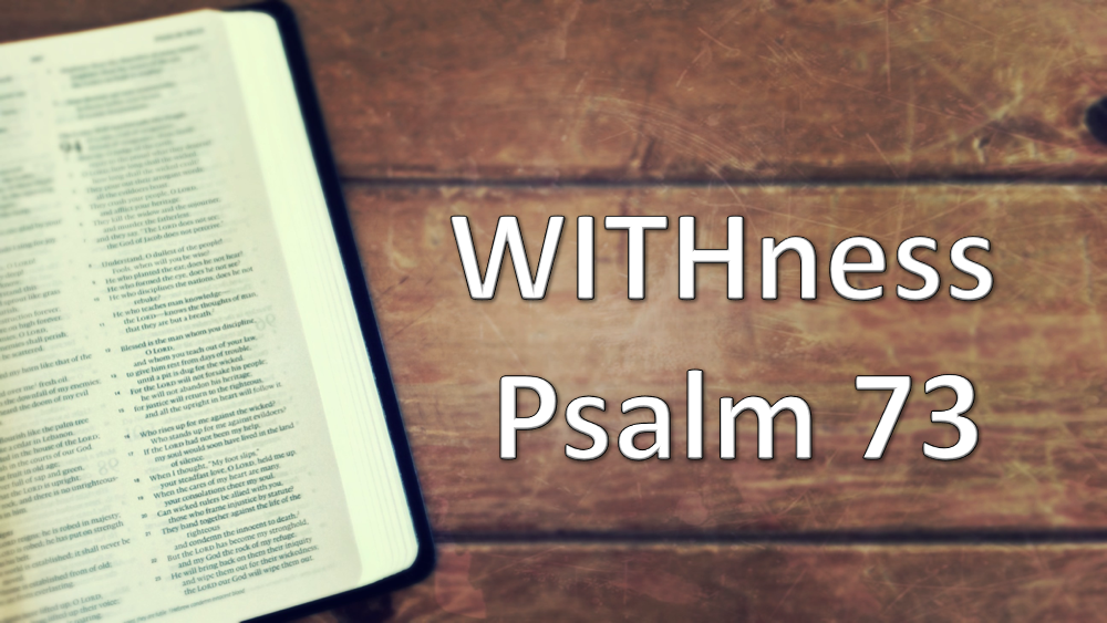 Withness: With God Image